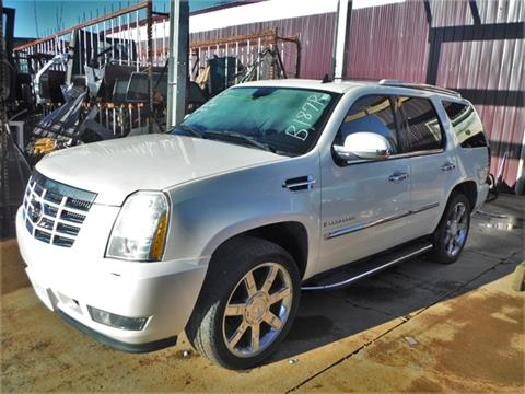 2007 Cadillac Escalade for sale at East Coast Auto Source Inc. in Bedford VA