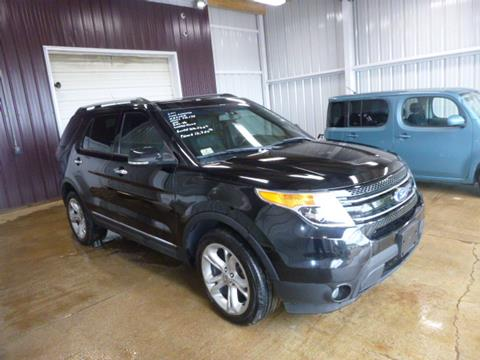 2011 Ford Explorer for sale in Bedford, VA