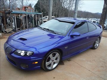 2006 Pontiac GTO for sale in Bedford, VA