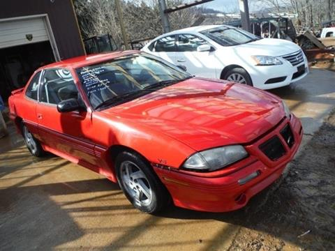 1995 Pontiac Grand Am for sale at East Coast Auto Source Inc. in Bedford VA