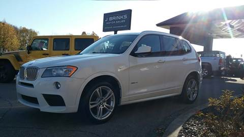 2014 BMW X3 for sale in Kentwood, MI