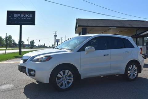 Used Acura RDX For Sale In Tupelo MS Carsforsalecom - Used acura rdx for sale