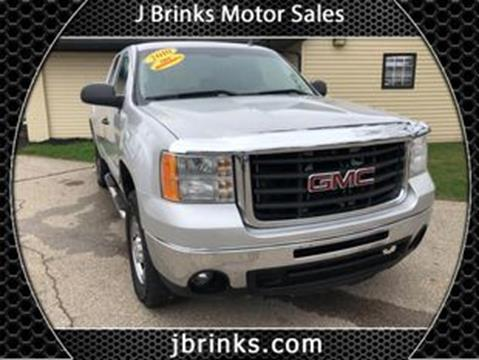 2010 GMC Sierra 2500HD for sale in Kentwood, MI