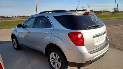 2010 Chevrolet Equinox for sale at G & S Auto Sales in Milbank SD