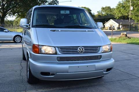 2003 Volkswagen EuroVan for sale in Orlando, FL