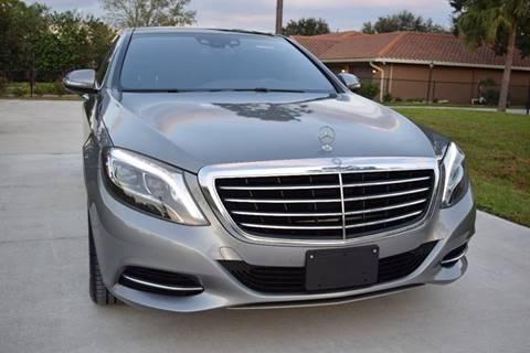 2015 Mercedes-Benz S-Class for sale in Orlando, FL