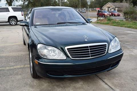 Mercedes Benz S Class For Sale In Orlando Fl Carsforsale