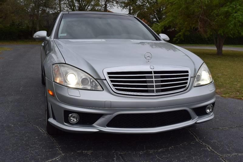 2008 Mercedes Benz S Class S 65 AMG 4dr Sedan   Orlando FL