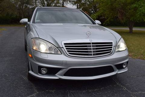 Used mercedes benz s class for sale in orlando fl for Mercedes benz south orlando