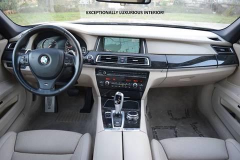 2014 Bmw 7 Series 740Li 4dr Sedan In Orlando FL - Monaco