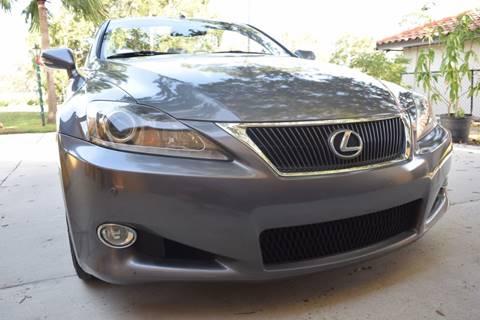 2014 Lexus IS 250C for sale in Orlando, FL