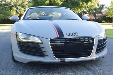 2012 Audi R8 for sale at Monaco Motor Group in Orlando FL