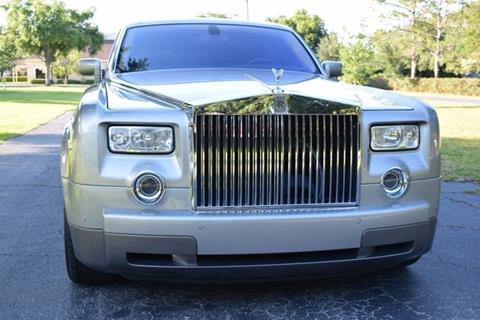 2004 Rolls-Royce Phantom for sale in Orlando, FL