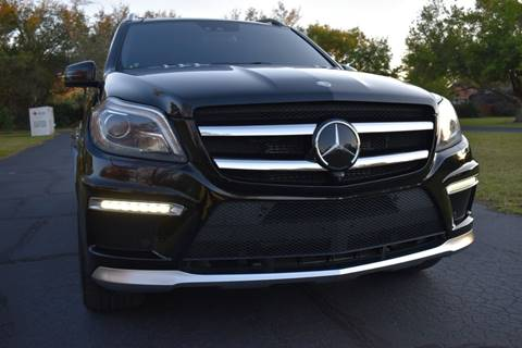 2014 Mercedes-Benz GL-Class for sale at Monaco Motor Group in Orlando FL