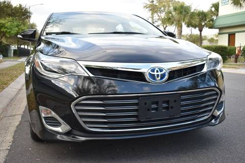2014 Toyota Avalon Hybrid for sale at Monaco Motor Group in Orlando FL