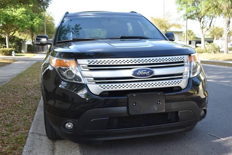 2013 Ford Explorer for sale at Monaco Motor Group in Orlando FL