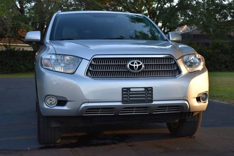 2008 Toyota Highlander Hybrid for sale at Monaco Motor Group in Orlando FL