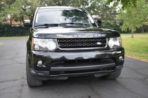 2012 Land Rover Range Rover Sport for sale at Monaco Motor Group in Orlando FL