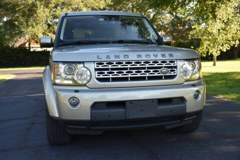 2012 Land Rover LR4 for sale at Monaco Motor Group in Orlando FL