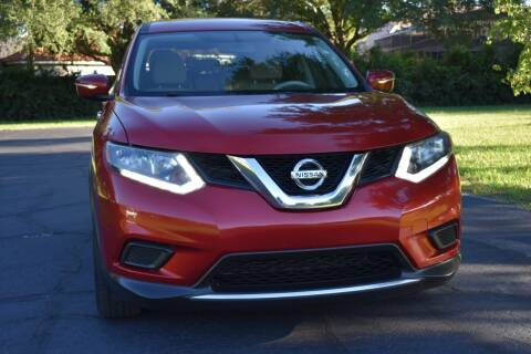 2015 Nissan Rogue for sale at Monaco Motor Group in Orlando FL
