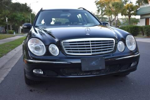 2006 Mercedes-Benz E-Class for sale at Monaco Motor Group in Orlando FL