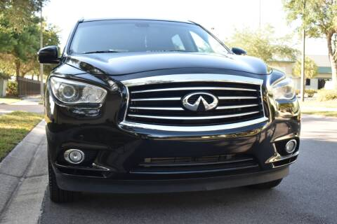 2015 Infiniti QX60 for sale at Monaco Motor Group in Orlando FL