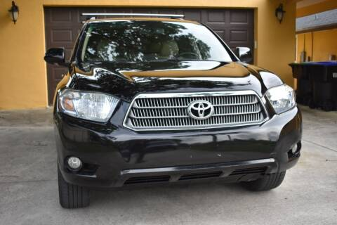 2009 Toyota Highlander Hybrid for sale at Monaco Motor Group in Orlando FL