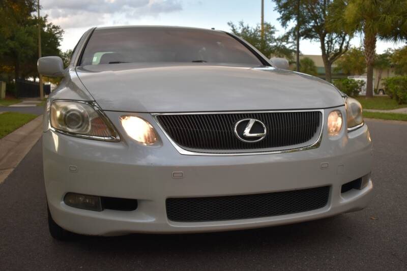 2007 Lexus GS 450h for sale at Monaco Motor Group in Orlando FL