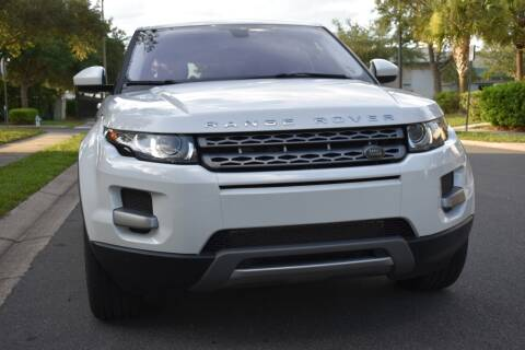 2015 Land Rover Range Rover Evoque for sale at Monaco Motor Group in Orlando FL