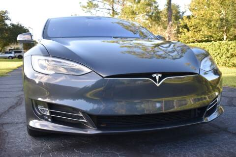 2016 Tesla Model S for sale at Monaco Motor Group in Orlando FL