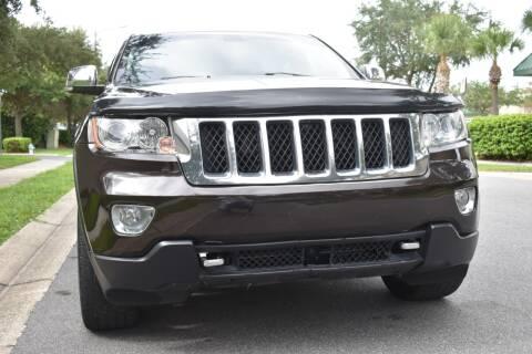 2012 Jeep Grand Cherokee for sale at Monaco Motor Group in Orlando FL