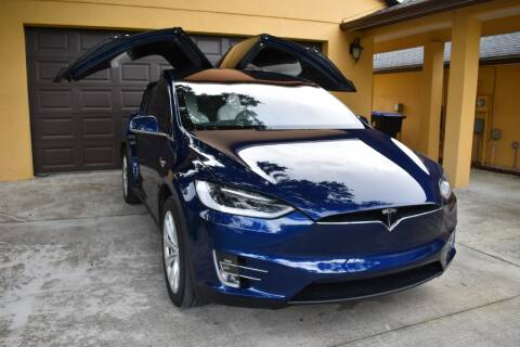 2017 Tesla Model X for sale at Monaco Motor Group in Orlando FL