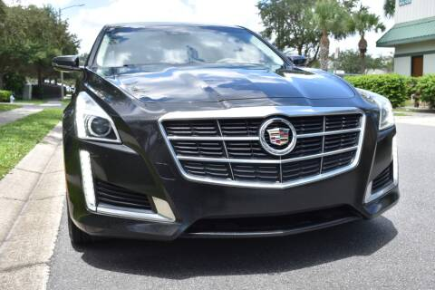2014 Cadillac CTS for sale at Monaco Motor Group in Orlando FL