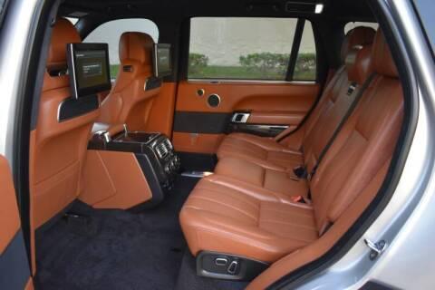 2015 Land Rover Range Rover for sale at Monaco Motor Group in Orlando FL
