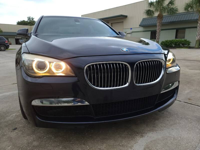 2010 BMW 7 Series for sale at Monaco Motor Group in Orlando FL