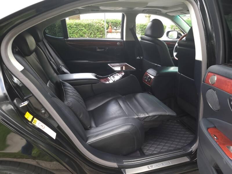 2007 Lexus LS 460 for sale at Monaco Motor Group in Orlando FL