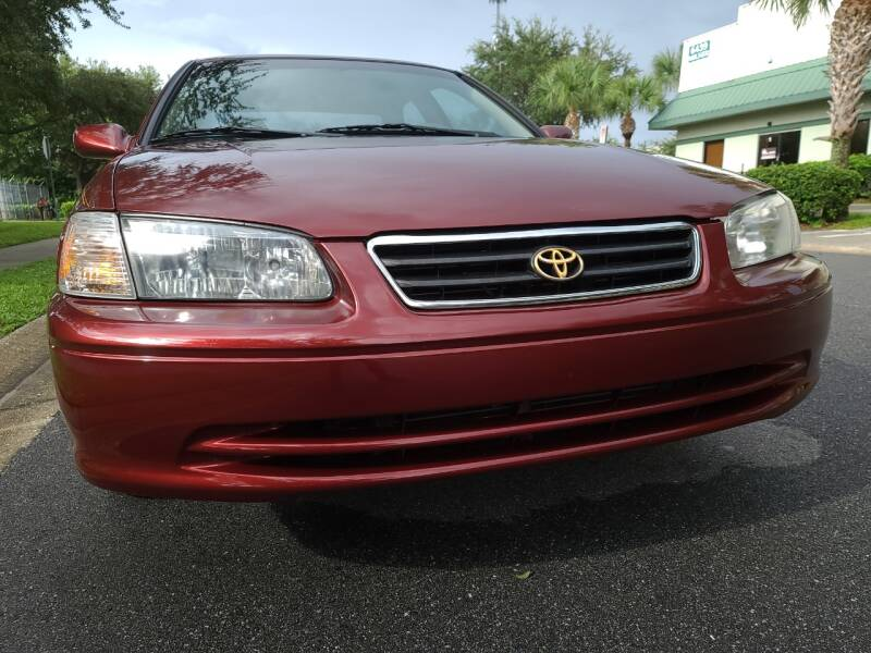 2000 Toyota Camry for sale at Monaco Motor Group in Orlando FL