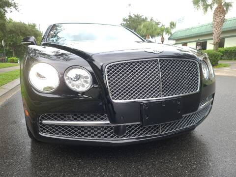 2015 Bentley Flying Spur for sale at Monaco Motor Group in Orlando FL