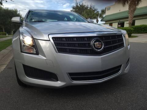 2013 Cadillac ATS for sale at Monaco Motor Group in Orlando FL