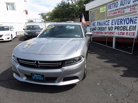 2016 Dodge Charger for sale in Philadelphia, PA