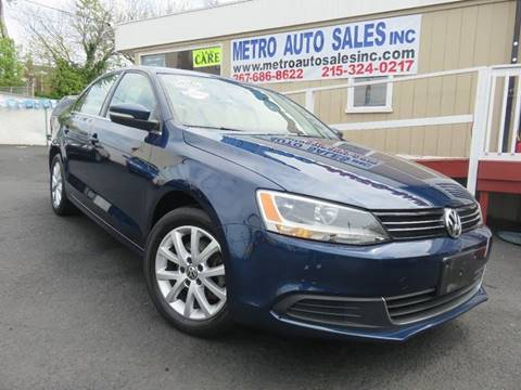 2014 Volkswagen Jetta for sale in Philadelphia, PA