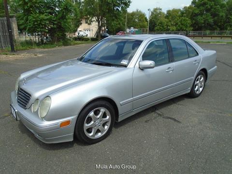 2002 Mercedes-Benz E-Class for sale in Summerville, NJ