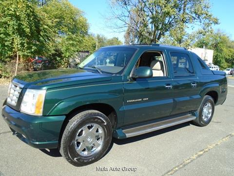2003 Cadillac Escalade EXT for sale in Summerville, NJ