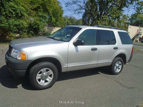 2003 Ford Explorer for sale in Summerville, NJ