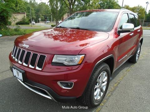 2014 Jeep Grand Cherokee for sale in Summerville, NJ