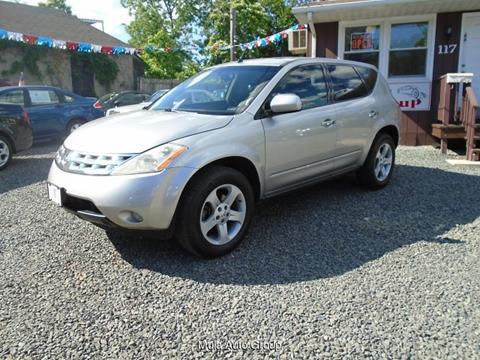 2005 Nissan Murano for sale in Summerville, NJ