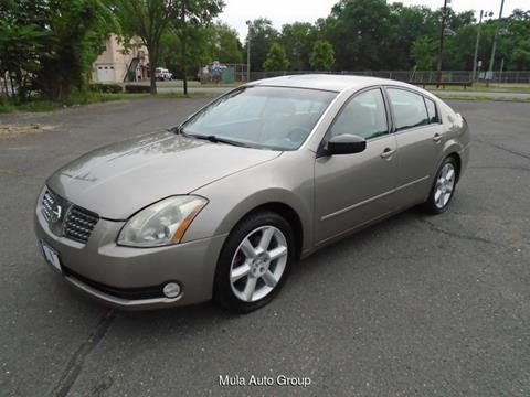 2004 Nissan Maxima for sale in Summerville, NJ