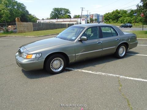 2000 Mercury Grand Marquis for sale in Summerville, NJ