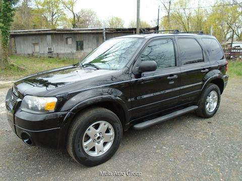 2007 Ford Escape for sale in Summerville, NJ