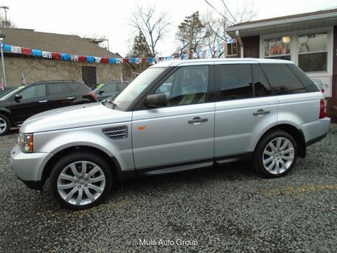 2006 Land Rover Range Rover Sport for sale in Summerville, NJ